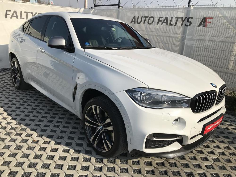Prodáme BMW X6 Sport Activity Coupé, M50d, 280 kW, 4×4, najeto 125.211 km