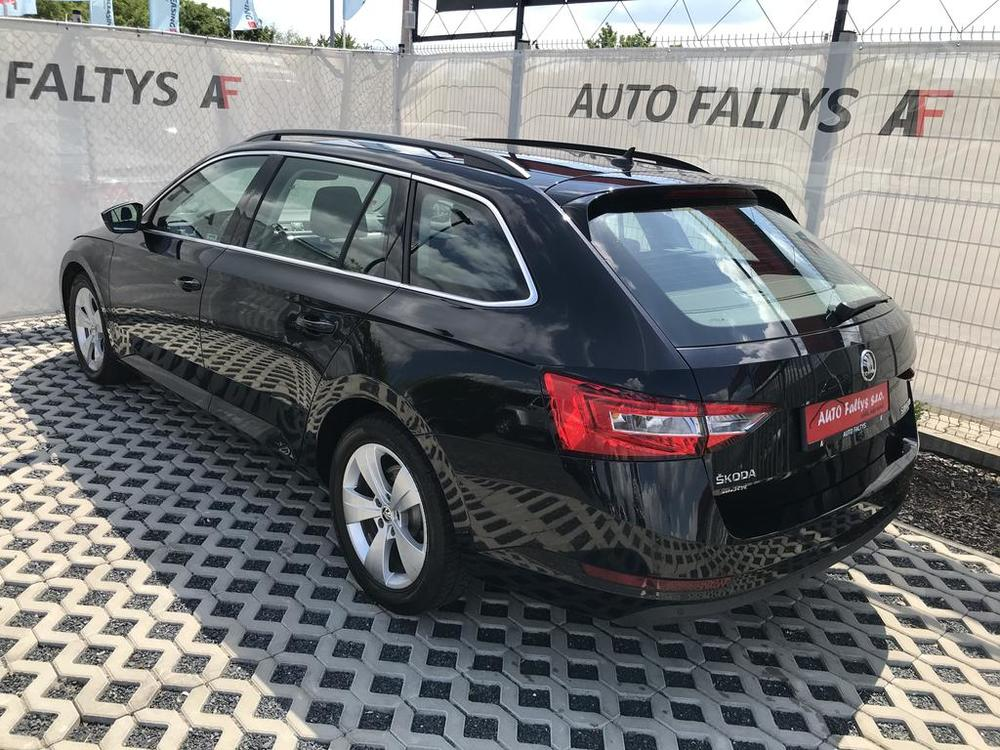 Prodej černá Škoda Superb 2.0 TDI, karoserie, bok a kufr na zavazadla, najeto 72.265 Km, cena 449.990 Kč, autobazar Auto Faltys