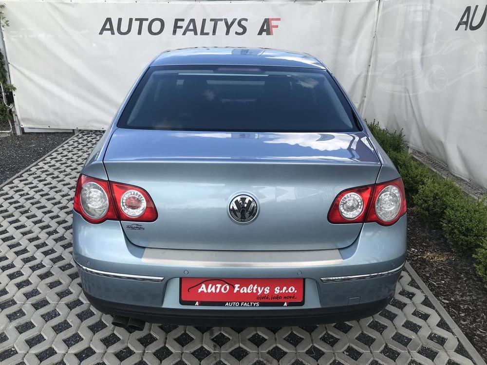 Karoserie zadní část, kufr - Volkswagen Passat 2.0 TDI, 125 kW, DSG, výbava Highline B, rok 2009, najeto 91.000 km