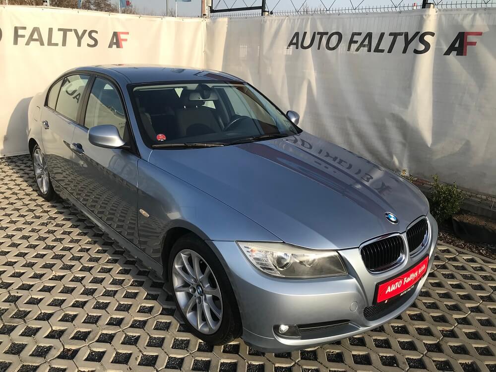 BMW 318, rok 2011, diesel, manuál, najeto 132.757 nkm, cena 189.990 Kč, autobazar Auto Faltys