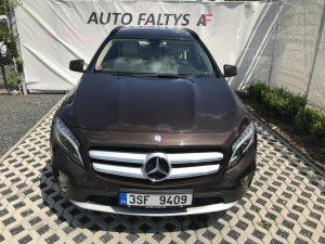 Ojetý Mercedes-Benz GLA, 220d na prodej, rok 2014, 111.012 najetých kilometrů, autobazar Auto Faltys