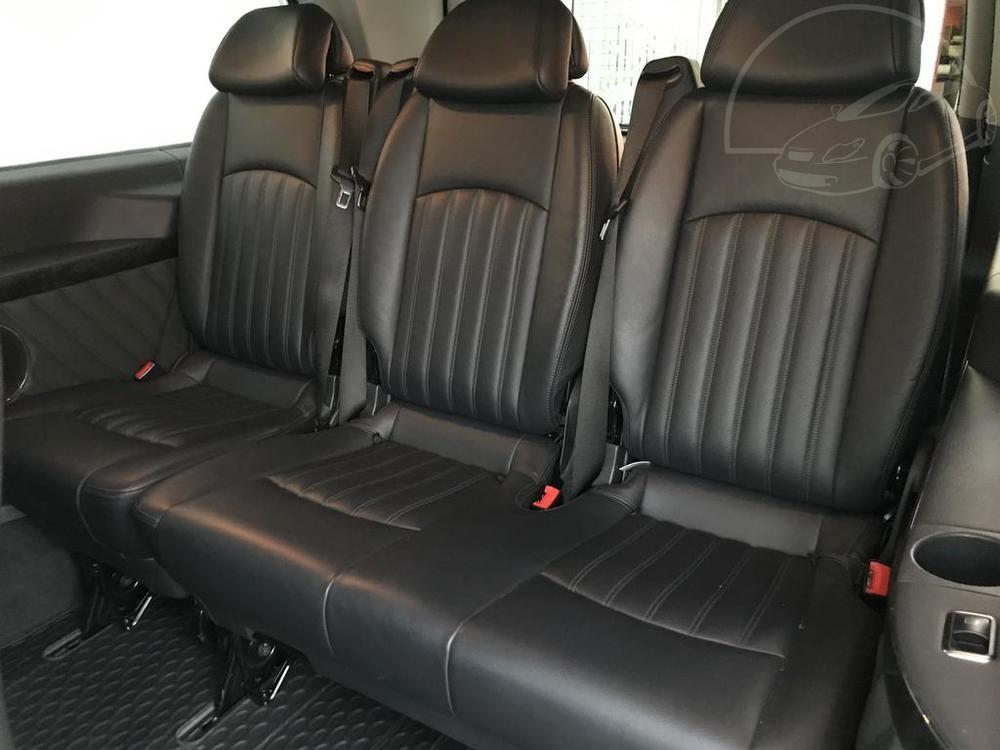 Mercedes Viano 3.0 CDI na prodej, rok 2014, 165 kW, automat, zadní sedadla, bazar Auto Faltys
