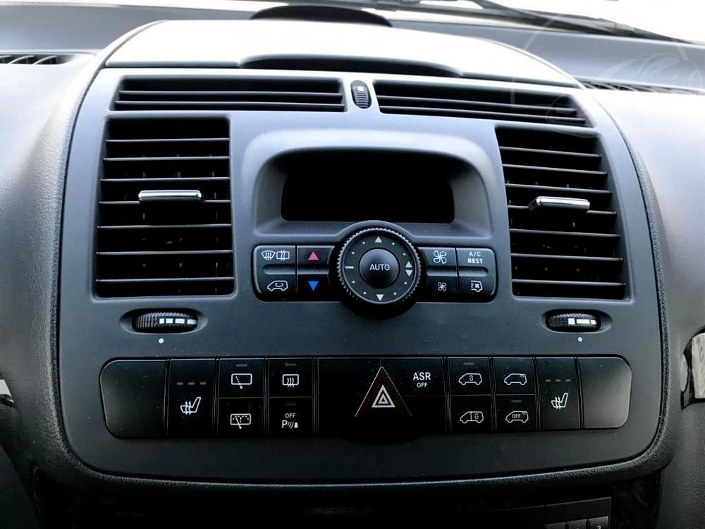 Mercedes Viano 3.0 CDI na prodej, interiér vozu, rok 2014, 165 kW, automat, bazar Auto Faltys