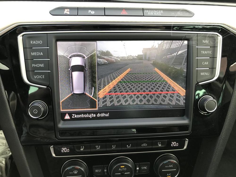 Volkswagen Passat Alltrack kombi na prodej, černá metalíza, rok 2016, automat, diesel, 4x4, 176 kW, najeto 168.207 km
