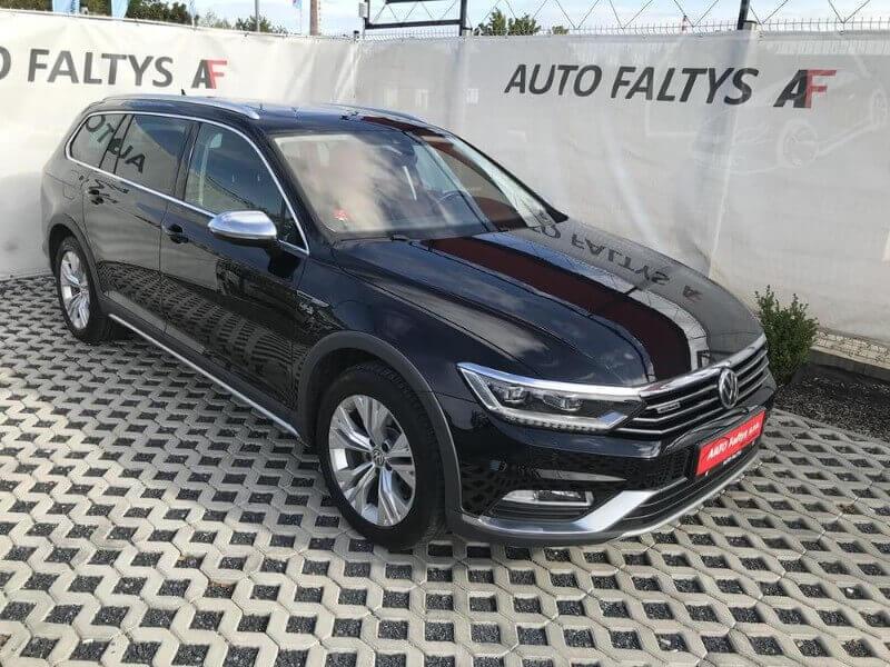 Volkswagen Passat Alltrack kombi na prodej (rok 2016, automat, diesel, 4x4, 176 kW, na tachometru 168.207 km
