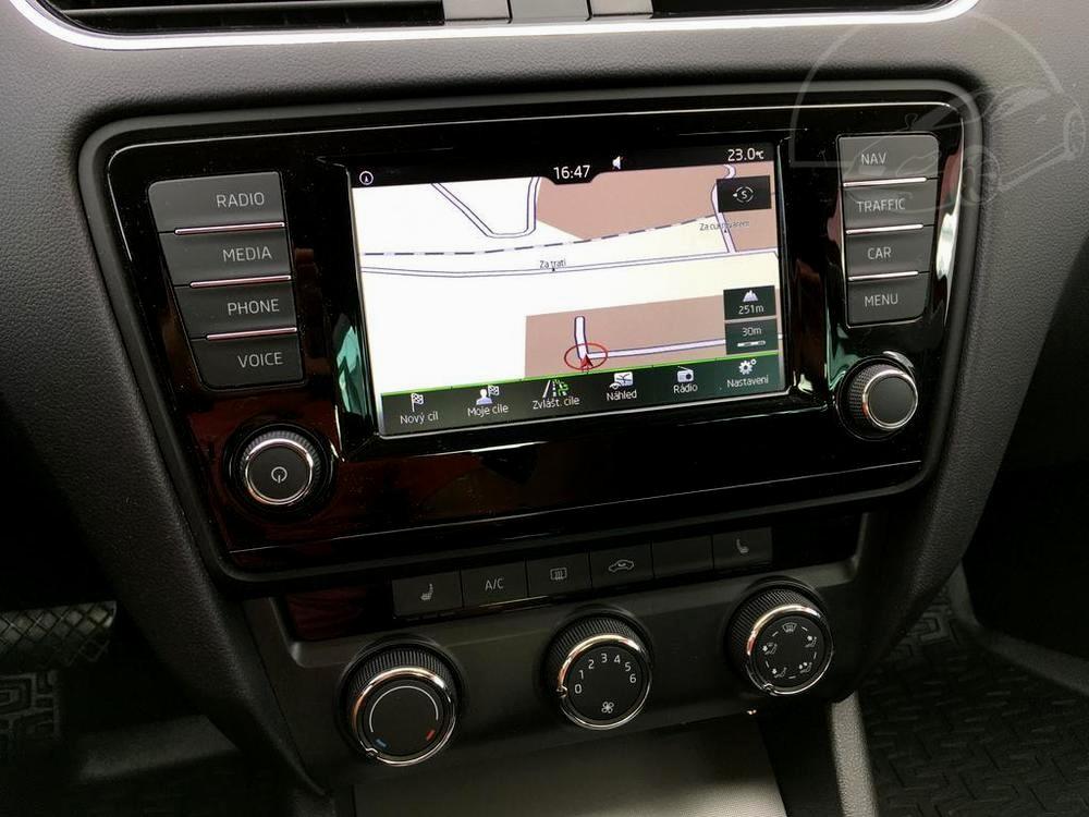 Škoda Octavia 1.0 TSI, rok 2016, automat, benzín, 85 kW, najeto 48.047 km, bazar Auto Faltys