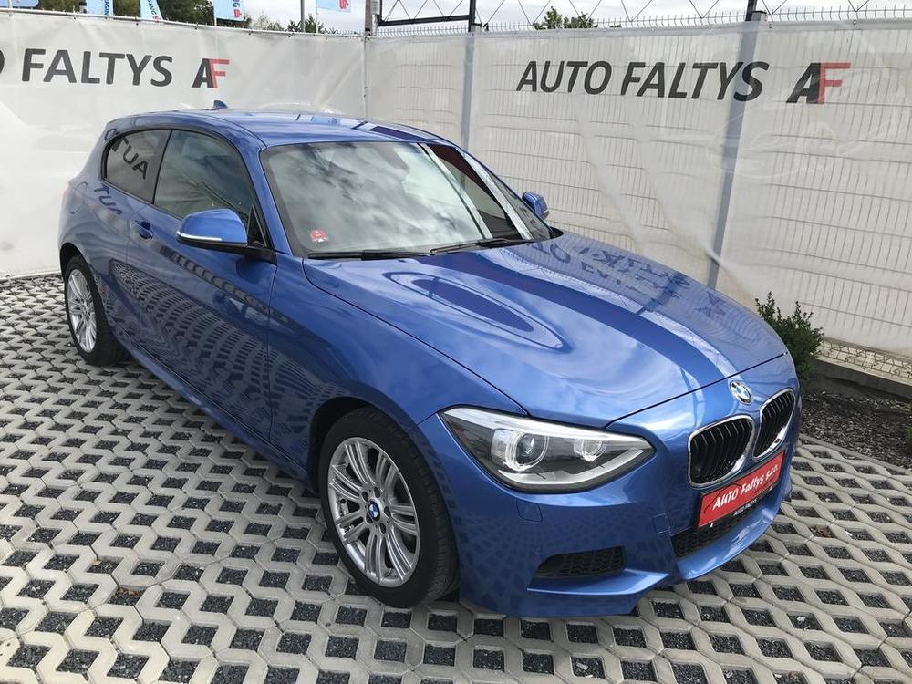 Prodej BMW 1, rok 2013, sportovní M-paket, 2.0 diesel, manuál, najeto jen 40.763 km