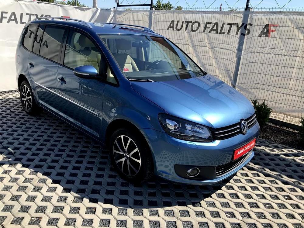 Volkswagen Touran 2.0 TDi, automat, 103 kW, po prvním majiteli, 153.021 tkm