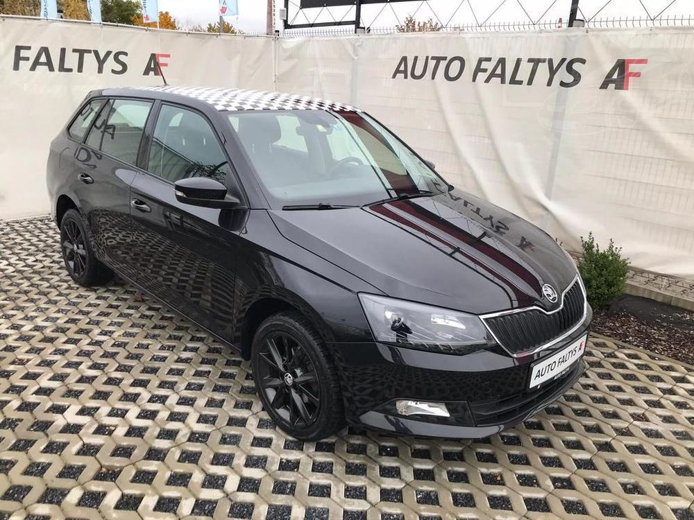 Škoda Fabia Combi 1.4 TDi, rok 2017, DSG, výbava Style, 43.349 km, cena 289.990 kč
