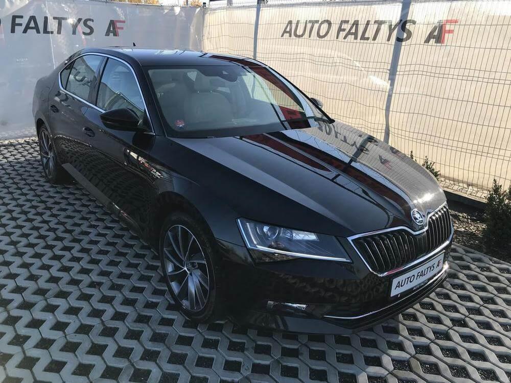 Škoda Superb ve výbavě Laurin & Klement, rok 2017, najeto 106.848 km, 110 kW, cena 499.990 kč
