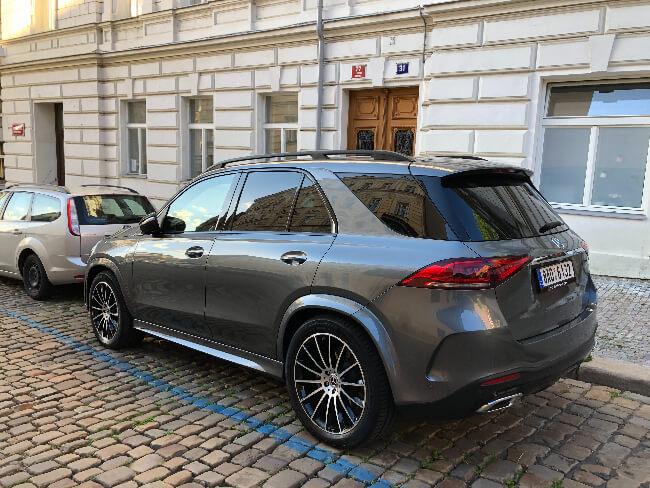 Mercedes-Benz GLE z roku 2020